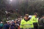 20 صحافيا رياضيا برازيليا ضمن قتلى حادث تحطم الطائرة في كولومبيا
