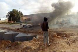 تطاوين : إضراب عام ومسيرة شعبية في منطقة المزطورية
