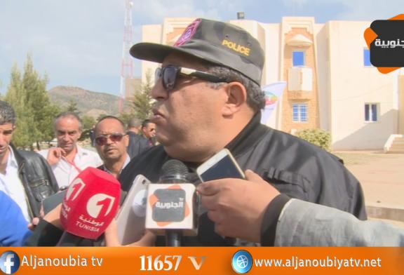 عن قرب..الإحتفال بالذكرى 61 لعيد قوات الأمن الداخلي
