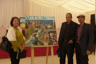 ملتقى هوارة الثاني لتراث الهوارية بمتزه دار اميما 07 ماي 2017
