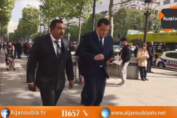 الجنوبية الحدث..زيارة السيد محمد العياشي العجرودي إلى فرنسا لتقديم التعازي لضحية العملية الإرهابية الأخيرة