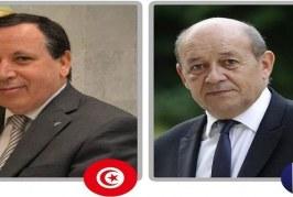 وزيرالخارجية الفرنسيّة في زيارة عمل الى تونس