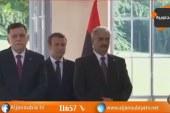 الجنوبية الحدث..خليفة حفتر يؤكد وقف إطلاق النارفي ليبيا  بعد توقيع إتفاق باريس