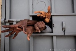"""مزادات علنية في ليبيا لبيع """"البشر""""!"""