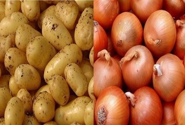 المنستير: مداهمة عدد من المخازن وحجز كميات كبيرة من البطاطا والبصل