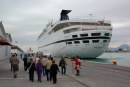 ميناء حلق الوادي : إيقاف 7 أطفال حاولوا التسلّل لإحدى البواخر