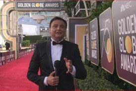 الجنوبية في قلب هوليود..La 75e cérémonie des Golden Globes