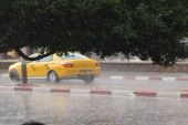 بسبب تواصل نزول الأمطار: إدارتا شرطة وحرس المرور تحذّران مستعملي الطريق