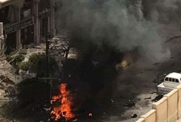 الإسكندرية: مقتل شرطي وإصابة 4 آخرين في إنفجار عبوة ناسفة