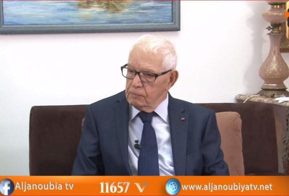 حوار خاص مع السيد الهادي بكوش .. الوزير الاول الأسبق و مدير الحزب