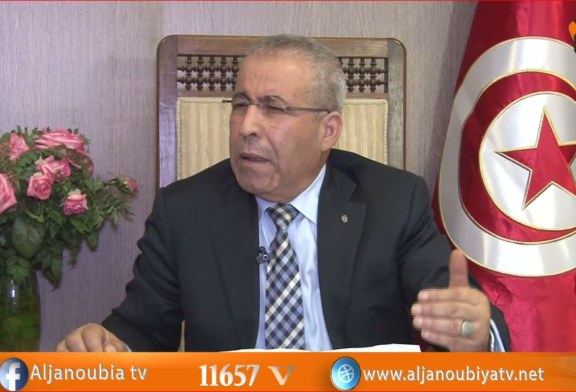 """حوار خاص مع لزهر العكرمي : وزير الداخلية السابق و احد مؤسّسي """" نداء تونس """" يكشف :"""
