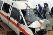 كندار – سوسة: حادث مرور يودي بحياة 4 قتلى و 8 جرحى