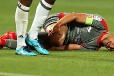 """بعد إصابته..الاتحاد الدّولي لكرة القدم """"فيفا"""" يتعاطف مع يوسف المساكني"""