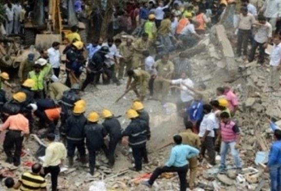 مصرع 18 شخصا في انهيار جسر بالهند