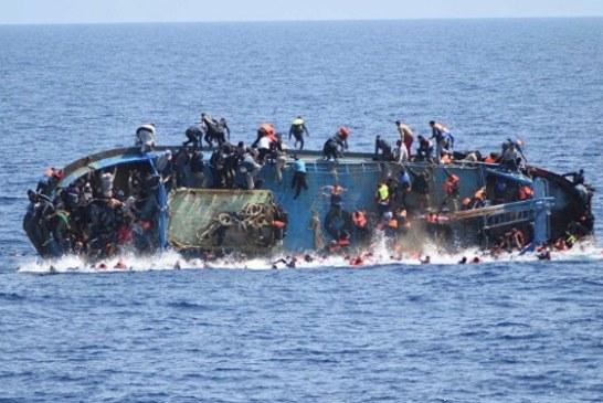 قرقنة: غرق مركب لمهاجرين غير شرعيين وانتشال أكثر من 10 جثث