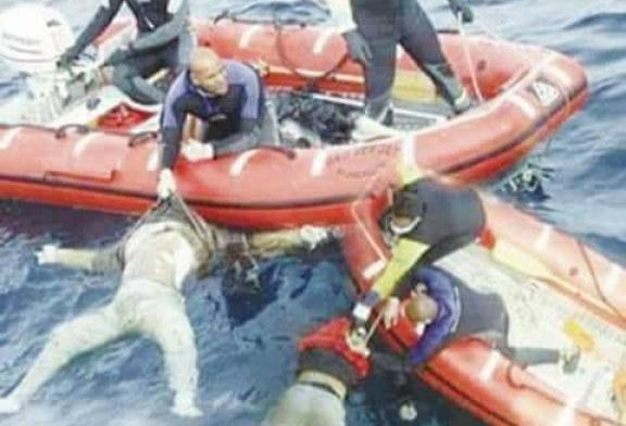 أغلبهم تونسيون: ارتفاع عدد ضحايا حادث قرقنة إلى 40