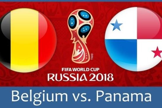 روسيا2018: بلجيكا تضرب بنما بثلاثية