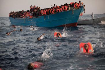 خلال 2018..غرق نحو 1500 مهاجر في المتوسط
