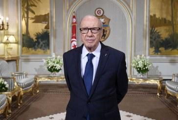 رئيس الجمهورية يتوجه بكلمة مسجلة الى المشاركين في المنتدى الشرق اوسطي -المتوسطي للشباب في لوغانو سويسرا