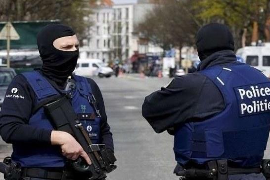 إصابة شرطي في عملية طعن ببروكسل