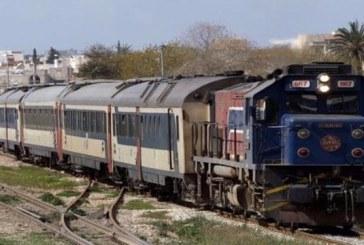 القلعة الكبرى: إستئناف حركة القطارات بعد إنقطاعها صباحا