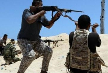 ليبيا: مقتل 5 أشخاص واختطاف 10 آخرين في هجوم لداعش وسط البلاد
