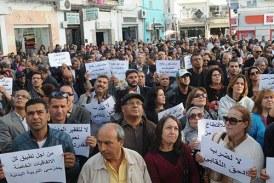 في ساحة محمد علي : الأساتذة يدعون للتصعيد