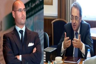 نائب وزير الخارجية الروسي: لسيف الإسلام دور كبير لإصلاح المشهد السياسي الليبي