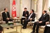 هبتان صينيتان لفائدة الحكومة التونسية ب108 ملايين دينار