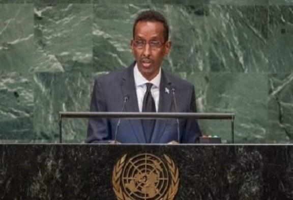 وزير الخارجية الصومالي يدعو الدول العربية للعمل على إعفاء بلاده من ديونهاالخارجية