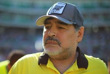 الاسطورة مارادونا يصاب بنزيف داخلي…