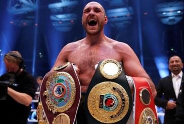 بطل العالم في الملاكمة تايسون فيوري يعتنق الإسلام