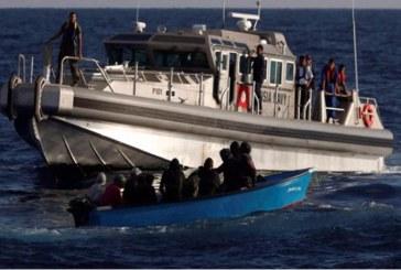 سواحل الهوارية: القبض على 11 شخصا بصدد اجتياز الحدود البحرية خلسة