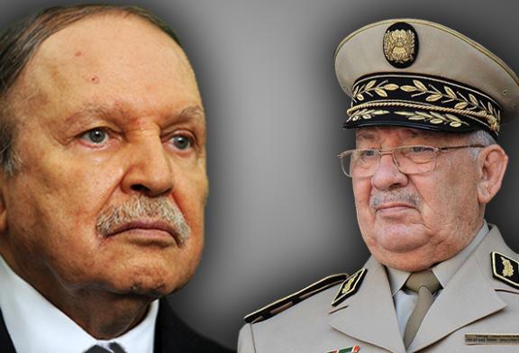 قائد الجيش الجزائري بدعو إلى تفعيل المادة 102 من الدستور