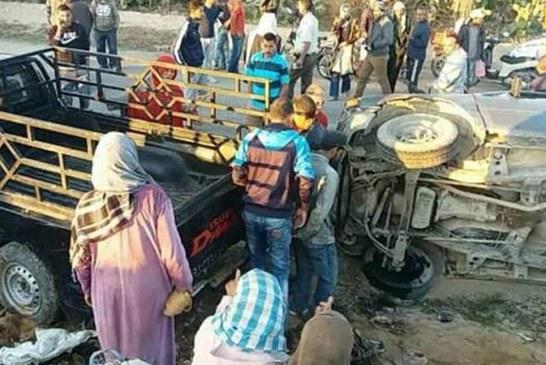 وزيرة المرأة حول فاجعة السبّالة.. سائق الشاحنة يتحمل مسؤولية كبرى