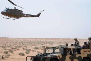 تعزيزات عسكرية على الحدود مع ليبيا