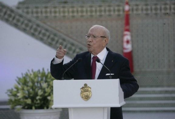 رئيس الجمهورية يلقي كلمة في المؤتمر الدولي للصحفيين
