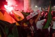 4 قتلى و8 جرحى أثناء احتفالات الجزائرين بالفوز على نيجيريا
