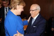 في رسالة مؤثرة: أنجيلا ميركل تُعزّي الشعب التونسي في وفاة الرئيس الباجي قائد السبسي
