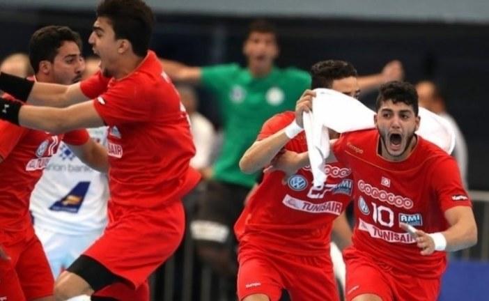 مونديال الأواسط في كرة اليد: تونس في الدور الثمن النهائي