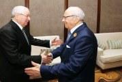 الرئيس الجزائري بن صالح: كل دمعة ذرفتها عيون الأشقاء بتونس ذرفتها أيضا عيون إخوانهم بالجزائر