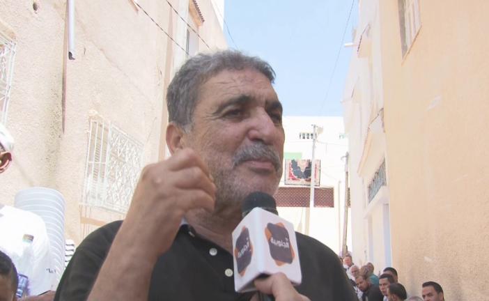 كلام في الصميم وشهادة صادمة من والد عون حرس الذي توفى في حادث وهو يؤدي مهامه