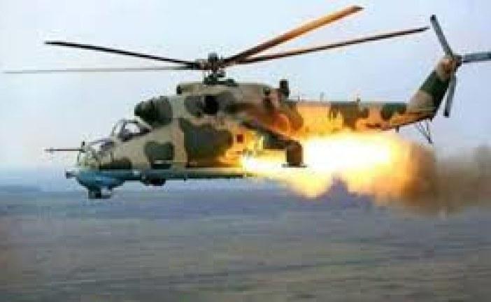 La Libyan Air Force harcèle les milices au sud de Tripoli et à Gharian