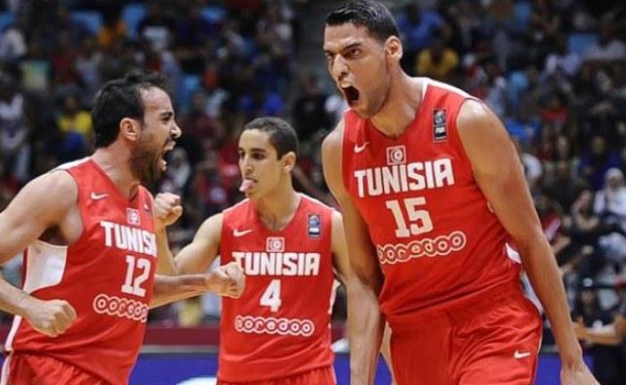 مونديال كرة السلة : المنتخب التونسي يحقق فوزا تاريخيا على حساب إيران