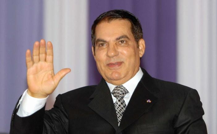 الرئيس السابق بن علي في ذمة..