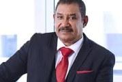 """مؤتمر التنمية المستدامة برعاية الشيخ """" محمد ال مكتوم """" يمنح"""" العجرودي """" جائزة الشخصية العالمية"""