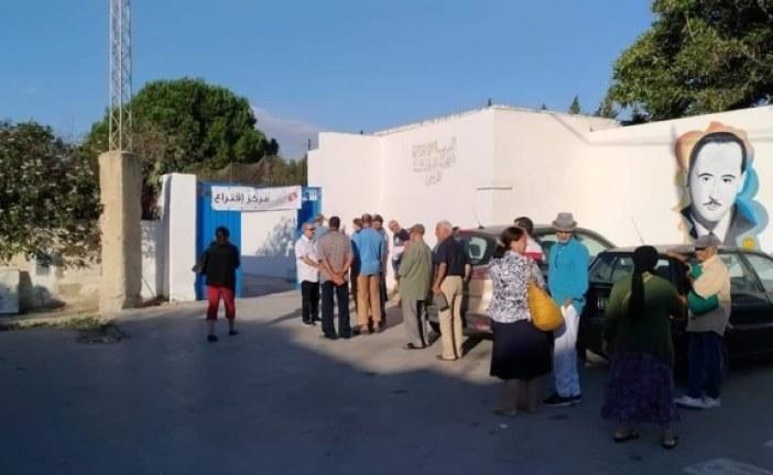 هيئة الإنتخابات: اطلاق النار بمركز اقتراع بحفوز حادثة معزولة
