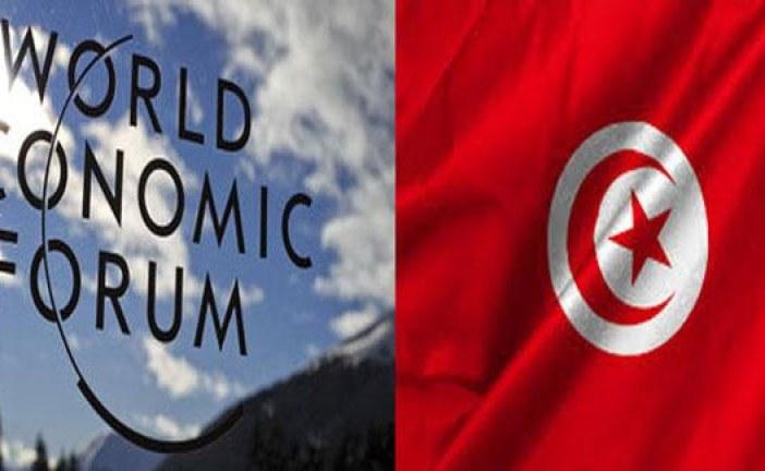 دافوس: تونس تتراجع على مستوى 60 مؤشرا وتحافظ على المرتبة 87