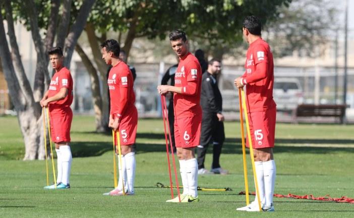 المنتخب التونسي لكرة القدم في تربص تحضيري استعدادا لمباراة الكاميرون