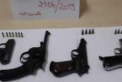 إيقاف فرنسي وحجز 4 مُسدّسات وذخيرة حيّة في يخته
